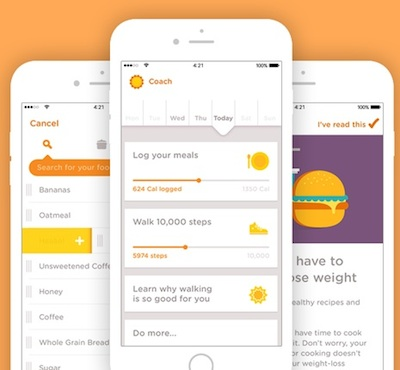 noom coaching app